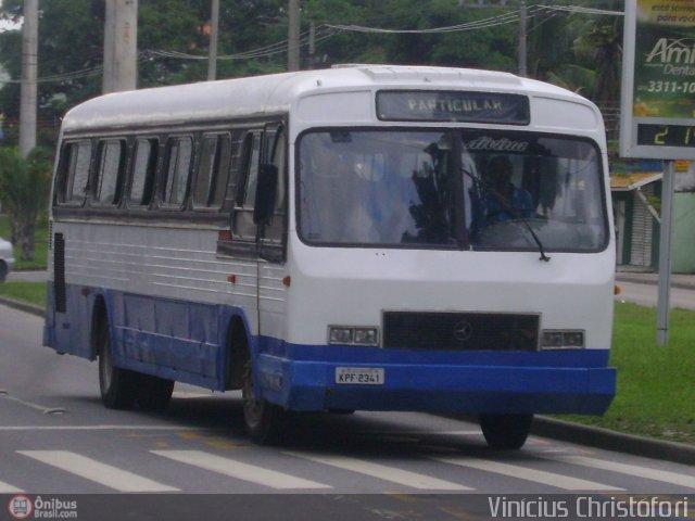 Ciferal Líder antes de passar pela segunda modificação de sua frente. Registro de Vinícius Christófori, em 2011.