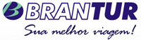 logo logotipo Brantur - Via��o Pato Branco