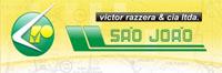 Logotipo São João - Victor Razzera & Cia. (RS)