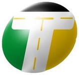 Logotipo TURF - Transportes Urbanos Rurais Fragata (RS)