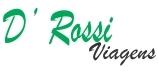 Logotipo D'Rossi Viagens (RS)