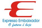 logo logotipo Expresso Embaixador
