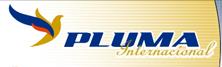 logo logotipo Pluma Conforto e Turismo