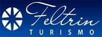Logotipo Feltrin Turismo (SC)