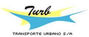 logo logotipo Turb Transporte Urbano