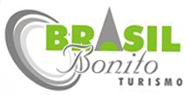 logo logotipo Brasil Bonito Turismo