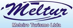 logo logotipo Meltur - Meleiro Turismo