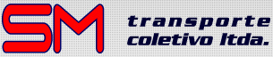 logo logotipo Transporte Coletivo Santa Maria