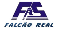 Logotipo Falcão Real (BA)