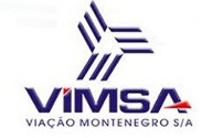 logo logotipo VIMSA - Viação Montenegro S.A.