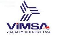 logo logotipo VIMSA - Via��o Montenegro