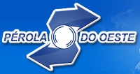 logo logotipo P�rola do Oeste