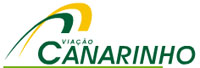 logo logotipo Viação Canarinho