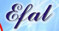 logo logotipo Efal - Expresso Faxinalense