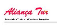 logo logotipo Aliança Tur Transporte de Passageiros e Turismo