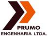 Logotipo Prumo Engenharia (MG)