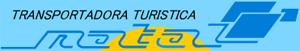 logo logotipo Transportadora Turística Natal