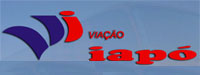 logo logotipo Via��o Santana Iap�