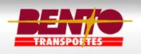 logo logotipo Bento Transportes