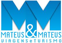 Logotipo Mateus & Mateus Viagens e Turismo (BA)