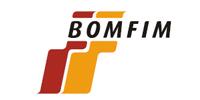 logo logotipo Bomfim