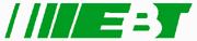Logotipo EBT - Expresso Biagini Transportes (MG)