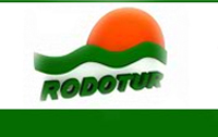 logo logotipo Rodotur Turismo