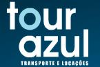 Logotipo Tour Azul Transportes e Locações (PB)