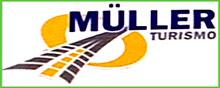 logo logotipo Muller Turismo