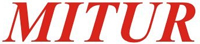 Logotipo Mitur Turismo e Transportadora Turística (SP)
