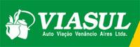 Logotipo Viasul - Auto Viação Venâncio Aires (RS)
