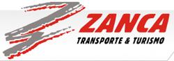 Logotipo Zanca Transportes (SP)