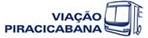 logo logotipo Via��o Piracicabana Praia Grande