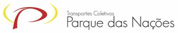 Transportes Coletivos Parque das Nações logo
