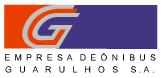 Empresa de Ônibus Guarulhos logo