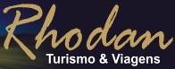 Logotipo Rhodan Turismo e Viagens (RJ)