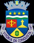 Logotipo Prefeitura Municipal de Vitória da Conquista (BA)