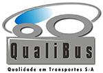 Qualibus Qualidade em Transportes logo