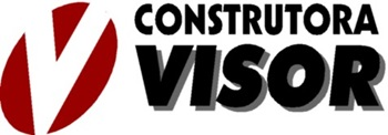 Logotipo Construtora Visor (MG)
