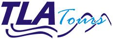 TLA - Transportes Lacandonia Tours logo
