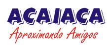 Logotipo Acaiaca, Viação (MG)