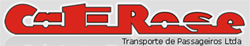 Logotipo Cati Rose Transporte de Passageiros (SP)