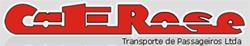 logo logotipo Cati Rose Transporte de Passageiros