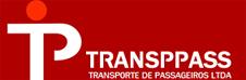 logo logotipo TRANSPPASS - Transporte de Passageiros