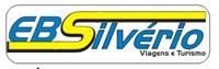 Logotipo EB Silvério Viagens e Turismo (MT)