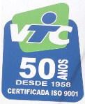 Logotipo VTC - Viação Teresópolis Cavalhada (RS)