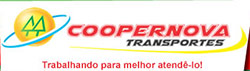 Logotipo CooperNova Transportes (MG)