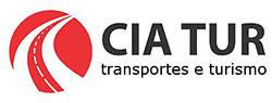 Logotipo Cia Tur Turismo (PR)