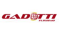 Logotipo Gadotti Turismo (SC)