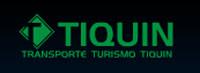 logo logotipo Transporte e Turismo Tiquin